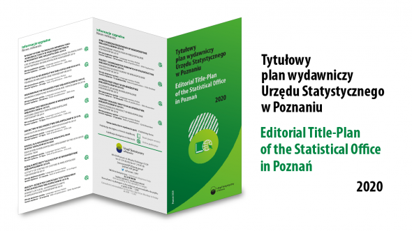 Editorial Title-Plan of the Statistical Office in Poznań in 2020