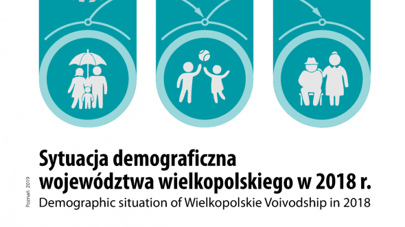 Demographic situation of Wielkopolskie Voivodship in 2018
