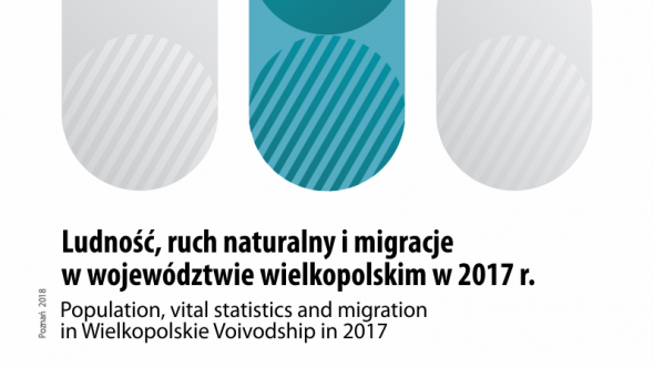 Population, vital statistics and migrations in Wielkopolskie Voivodship in 2017