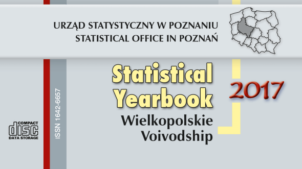 Statistical Yearbook of Wielkopolskie Voivodship 2017