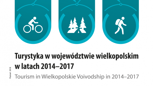 Tourism in Wielkopolskie Voivodship in years 2014–2017