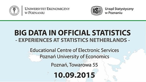 Big Data and Official Statisitics -  Experiences at Statistics Netherlands